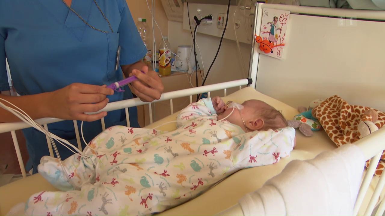 Allergien: Antibiotika im Kleinkindalter erhöhen das Risiko