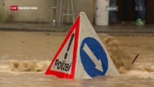 Video «Nach dem Regen der Rekord» abspielen