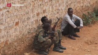 Video «Schwierigste Bedingungen für Hilfsorganisationen in Somalia» abspielen