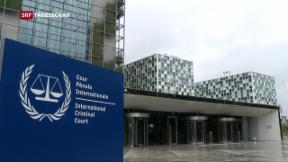 Video «Völkermord vor Internationalem Strafgerichtshof» abspielen