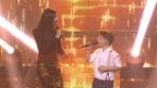 Video «Conchita Wurst und Flavio Rizzello mit «Rise Like A Phoenix»» abspielen