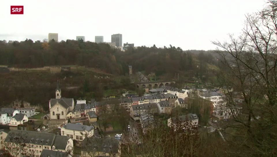 Bankgeheimnis Luxemburg
