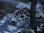 Video ««Tagesschau» 12.11.2002: Kollision PC-7 mit einer Seilbahn» abspielen