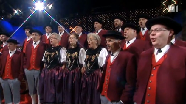 Video «Jodlerchörli Lehn & Wolfgang Sieber» abspielen