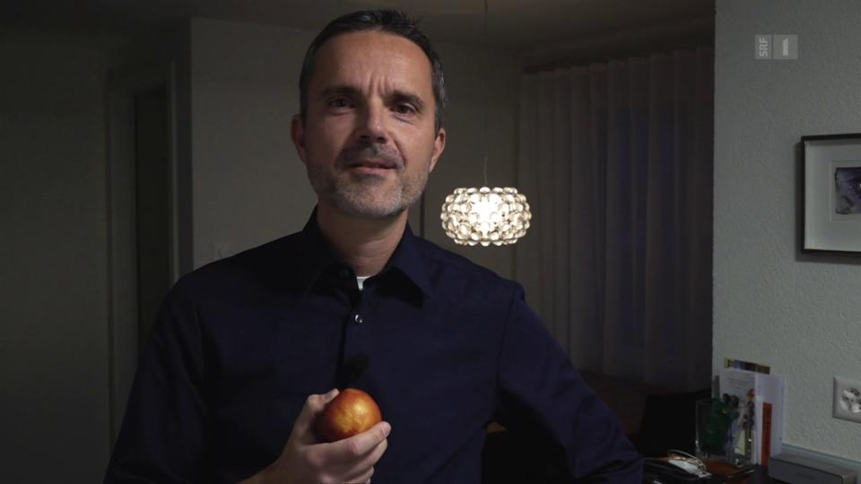 «Hallo Puls» – Wie gespritzte Äpfel reinigen?