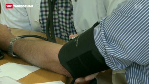 Video «Förderung der Hausarzt-Medizin» abspielen
