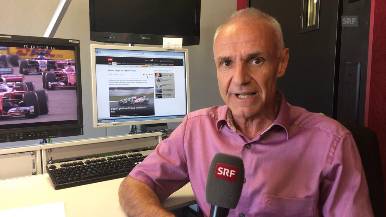 Wann wird Hamilton Weltmeister, Michael Stäuble?