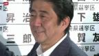 Video «Japans Wirtschaft in der Rezession» abspielen
