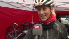 Video «Mountainbike-WM, Andorra, Interview Jolanda Neff» abspielen
