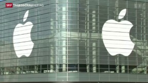 Video «Apple startet Streaming-Service» abspielen