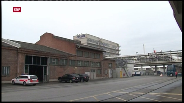 Video «Wirkungslose Kontrollen in Basler Chemiefirma» abspielen
