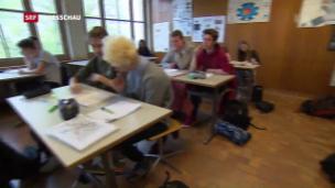 Video «Rektoren und Schüler gegen schwierigere Matura» abspielen