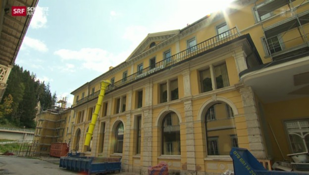 Video «Streit um Hotel-Renovation» abspielen