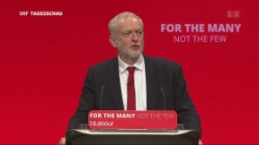 Video «Keine Brexit-Einigkeit bei Labour» abspielen