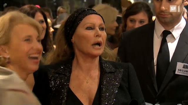 Hochkarätige Gäste für Ursula Andress