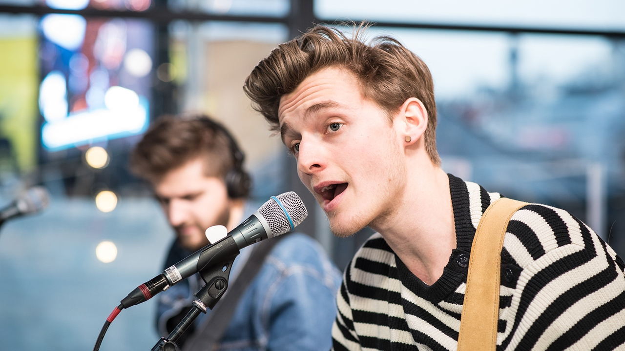 Nickless live in der Glasbox: «All My Life»