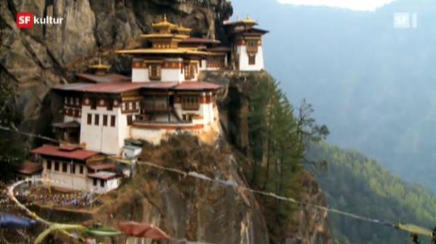 Video «Bhutan» abspielen