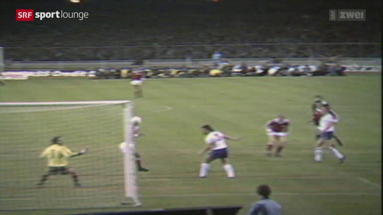 Magie Wembley-Stadion – schwelgen mit den Schweizer Torschützen