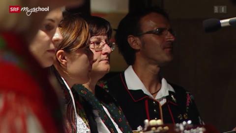 Minderheiten in Europa: Die burgenländischen Kroaten (10/13)