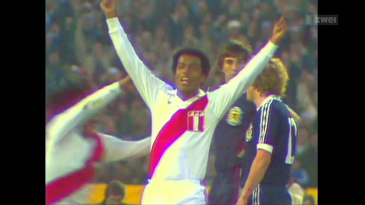 Perus WM-Historie