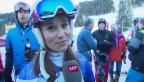 Video «Gekämpft: Pippa Middleton beim «Inferno»-Skirennen» abspielen