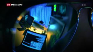 Video «Gefahr von Cyberattacken in der Schweiz» abspielen