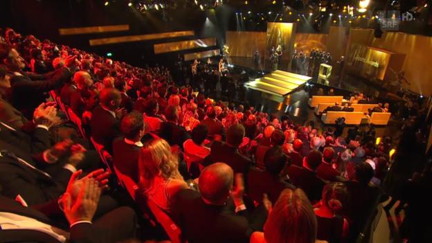 Video «Sports Awards: Die Sieger an den Sports Awards» abspielen