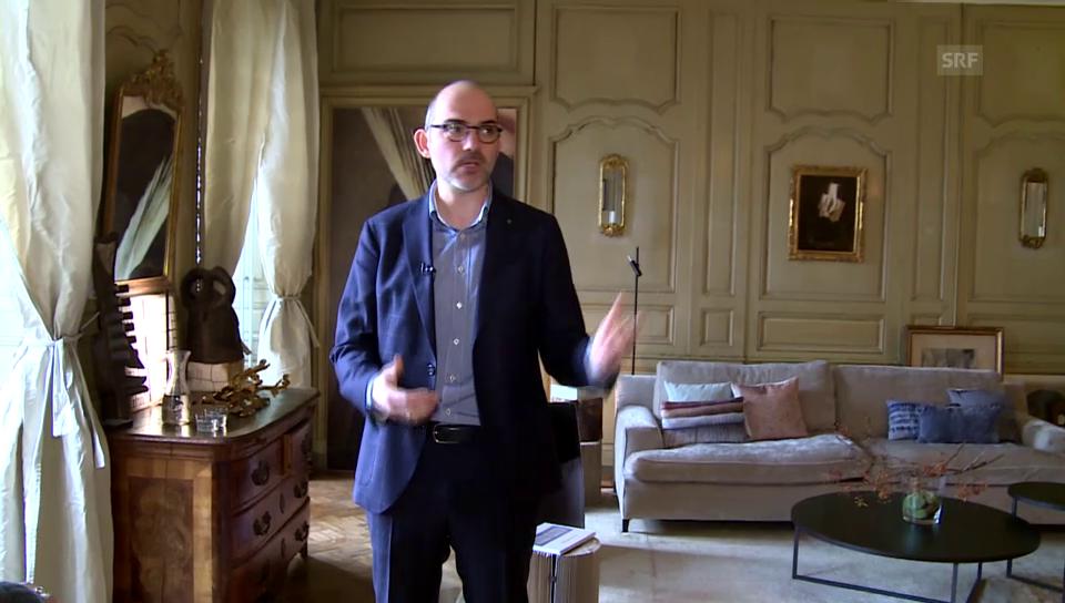 Jorge Cañete zeigt sein Zuhause