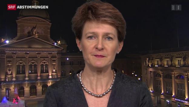 Video «So erklärt der Bundesrat die Überraschung» abspielen