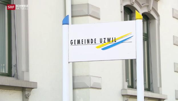 Video «Gemeinde Uzwil lässt Angestellte länger arbeiten» abspielen