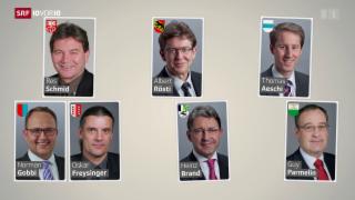 Video «SVP will Dreierticket» abspielen