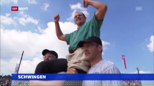 Schwingen: Bergkranzfest Weissenstein («sportaktuell»)