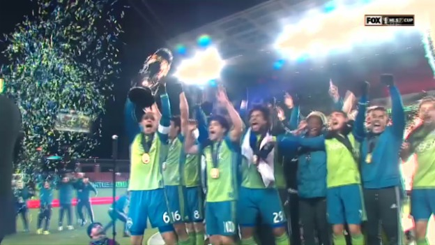 Video «Toronto - Seattle: Highlights aus dem MLS-Finalspiel» abspielen