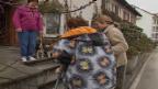 Video «Bewerbungsflut für zivilen Ersatzdienst (Bundesplatz, 13.02.1997)» abspielen