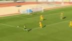 Video «Cup: Richemond - Sion» abspielen