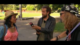 Video ««Mia Cara» – Chris von Rohr und Roman Camenzind» abspielen