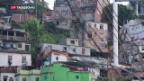 Video «Rio de Janeiro 30 Tage vor Startschuss» abspielen