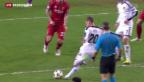 Video «Basel im Achtelfinal der Champions League» abspielen