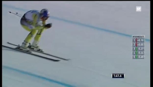 Video «Ski: Die Fahrt von Aksel Svindal («sportlive»)» abspielen