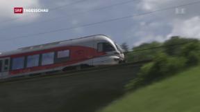 Video «SBB und Südostbahn wollen gemeinsam Linien betreiben» abspielen