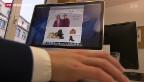 Video «Neue Schlichtungsstelle für Onlinehandel» abspielen