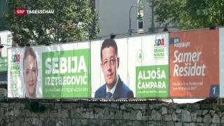 Video «Bosnien-Herzegowina wählt» abspielen