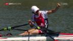 Video «Drei Schweizer Medaillen an der EM» abspielen