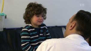 Video «Spardruck im Kinderspital, Sebastian Frehner, Sonko, Kurden» abspielen