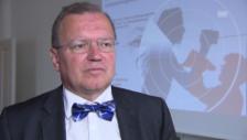 Video «Claude Longchamp zur 1:12-Initiative» abspielen