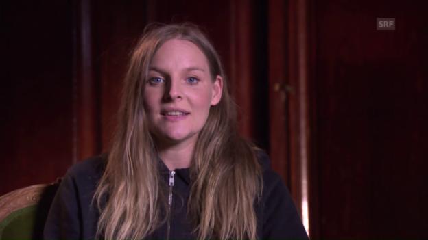 Video «Judith Holofernes: «Ich bin besessen von Tieren»» abspielen