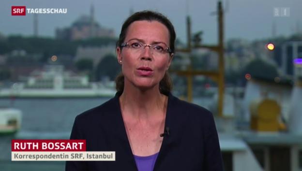 Video «Einschätzungen von SRF-Korrespondentin Ruth Bossart» abspielen