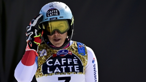 CM Skis Cortina: Il slalom da las dunnas
