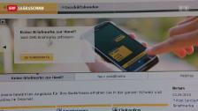 Video «Briefmarke per SMS» abspielen
