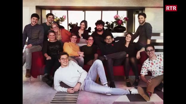 Laschar ir video «Glischnads bain en il 2018!»